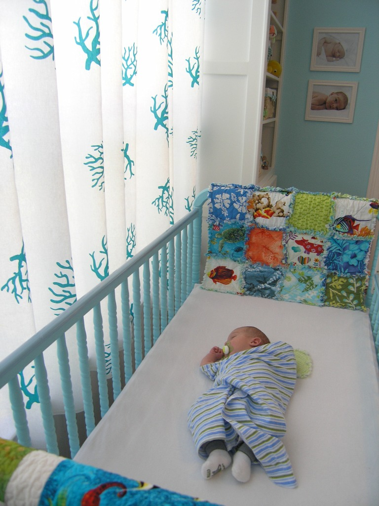 Tropical Baby Nursery Thenurseries